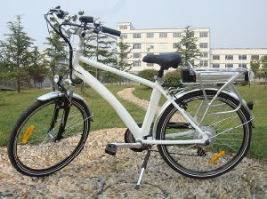Cheap 250W City Electric Bike for Male pictures & photos