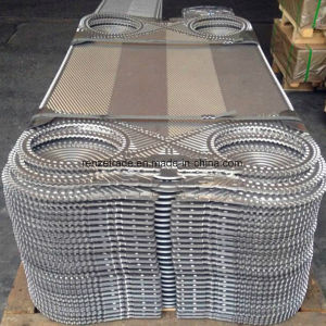High Efficiency Gasketed Plate Heat Exchanger AISI304/AISI316L/Titanium Flow Plates pictures & photos