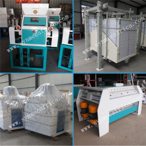 Wheat Flour Milling Machinery for Mill Wheat pictures & photos
