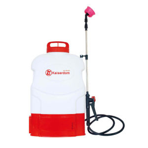 16L High Quality Agricultural Knapsack Electric/Battery Sprayer (KD-16D-007) pictures & photos