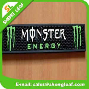 Hot Sale Anti Slip Soft PVC Rubber Bar Mat (SLF-BM051) pictures & photos