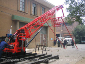 Mineral Prospecting Drilling Rig with Hydraulic Tower (HGY-1500T) pictures & photos