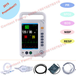 2015 Promotion! ! 7-Inch 5-Parameter Patient Monitor (RPM-8000A) -Fanny pictures & photos