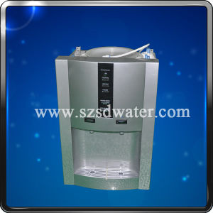 Desktop Compressor Cooling Water Dispenser with Sidement Filter pictures & photos