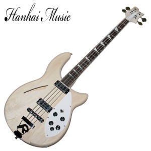 Hanhai Music / Ricken Style DIY Electric Bass Guitar with 4 Strings pictures & photos