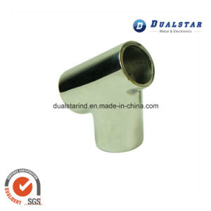 Stainless Steel Pipe Casting with Polish