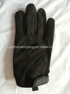 Light Mechanical Glove with TPR pictures & photos