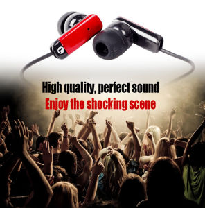 Mobile MP3 Earphone 3.5mm Plug Headphone pictures & photos