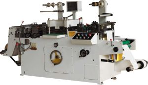 Adhesive Tape Die Cut Machine for Dp-320A pictures & photos