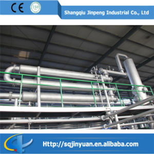 Full Automatic Tyre Pyrolysis Plant with No Pollution pictures & photos