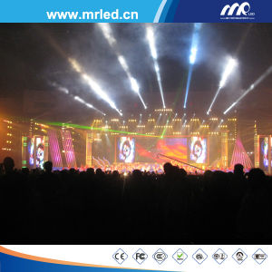 P4.8mm Aluminum Die-Casting Rental (576*576) Indoor Stage LED Display Panel Screen pictures & photos