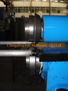 Cutting Machine for Cutting Round Steel Plate pictures & photos