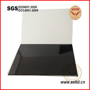 Flexo 1.70mm Black Color Digital Photopolymer Printing Plate pictures & photos
