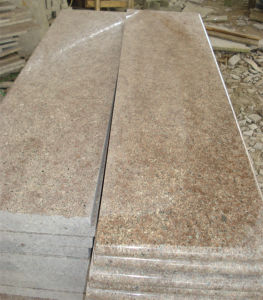 G611 Granite Slabs, Grey Polished Slabs for Sale pictures & photos