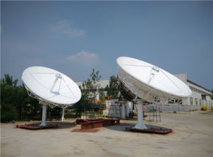 3.7m Rx-Tx Earth Station Satellite Antenna pictures & photos