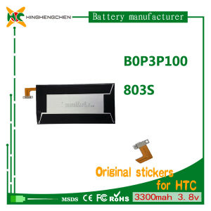 Hot Li-ion 3.8V Mobile Phone Battery for HTC 803s pictures & photos