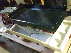 Jxsc Laboratory Gravity Mining Machine Shaking Table for Mineral Test pictures & photos