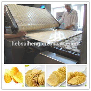 Large and Medium Compound Potato Chips Production Line pictures & photos