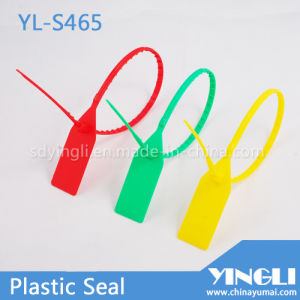Plastic Strap Bag Seal with Teeth for Bank Bags Tanks pictures & photos