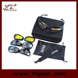 Tactical Daisy C5 Windproof Glasses Airsoft Goggles Cycling Goggle pictures & photos