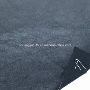 Be030-A409 Classical Embossed Synthetic Leather for Bags pictures & photos
