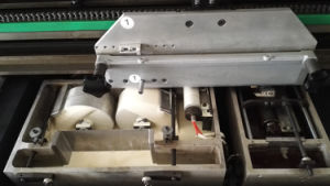 Hot Melt Glue Perfect Book Binding Machine with 4 Clamps (JBT50-4D) pictures & photos