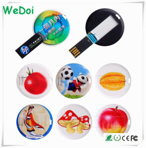 Waterproof Mini Card USB Memory Stick with Colorful Logo (WY-C14) pictures & photos