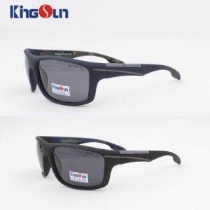 Sport′s Men′s PC Sunglasses with AC Lens Ks1129 pictures & photos
