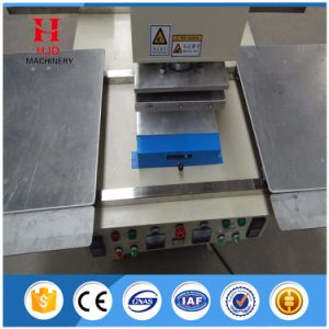 Factory Direct Sell Two Stations Automatic Garment Embossing Machine pictures & photos