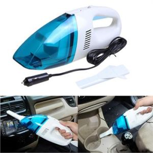 12V 60W Handheld Portable Mini Wet and Dry Vacuum Cleaner for Car Van Truck pictures & photos