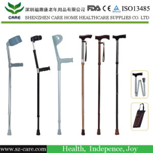 Lightweight Adjustable Aluminum Walking Canes with Rubber Tip pictures & photos