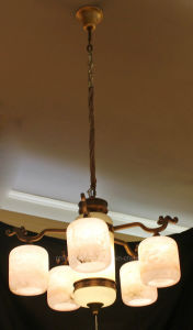Spanish Marble Indoor Decoration Lighting with Ce, UL, RoHS pictures & photos