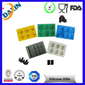 Customized Eco- Friendy Food Grade Silicone Ice Cube Tray pictures & photos