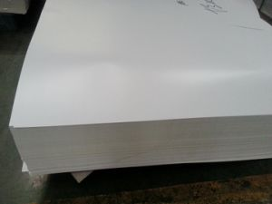 White and Transparent Polycarbonate Core Layer (MW832) pictures & photos