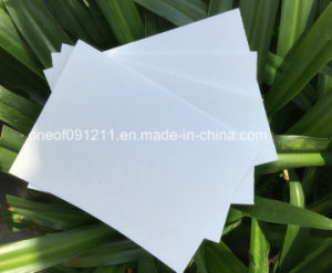 Nonwoven Sheet for Shoe Toe Puff and Back Counter Material pictures & photos