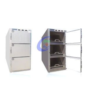 Low Price High Quality Medical Mortuary Freezer pictures & photos