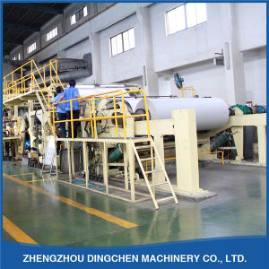 Printing Paper Machine (1575mm) pictures & photos