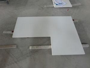 White Stone Quartz Vanity Top for Bathroom, Kitchen, Table pictures & photos