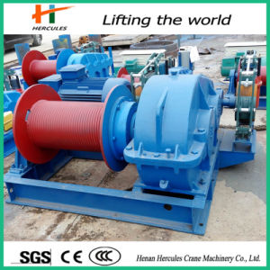 Electric Winch, Hydraulic Crane Winches in China pictures & photos