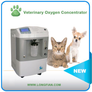 Vet Oxygen Concentrator 10L Flow Rate pictures & photos