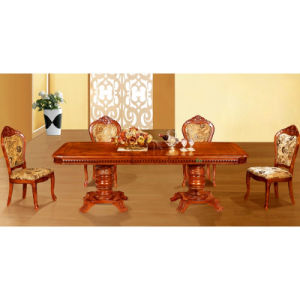 Dining Table and Dining Chair for Dining Room Furniture (H170) pictures & photos
