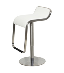 Modern Stainless Steel Gas Lift Bar Stool pictures & photos