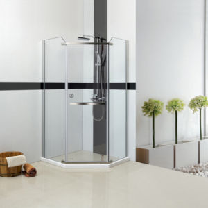 Frameless Tempered Glass Shower Room