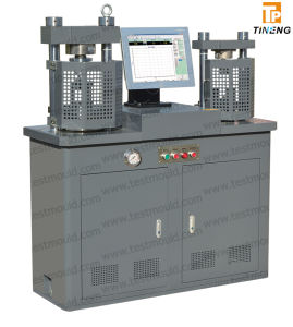 300kn/10kn Automatic Flexural and Compression Testing Machine pictures & photos