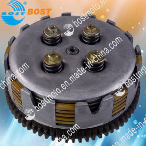 Motorcycle Accessory Motor Bike Engine Part Clutch Assembly Jy-110 pictures & photos