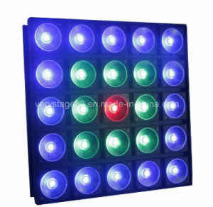 5*5 25head RGB 3 in 1 LED Wash Matrix Blinder pictures & photos
