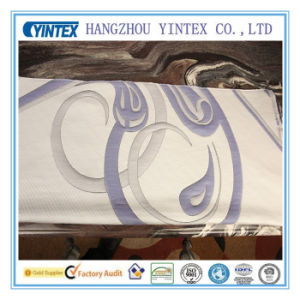High Quality Stock 100% Polyester Printed Microfiber Fabric pictures & photos