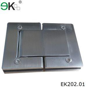 Stainless Steel Glass Shower Door Hydraulic Pivot Hinge