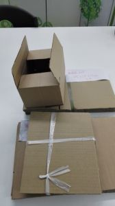 Kraft Corrugated Board for Making Carton Boxes pictures & photos