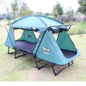 High Quality Portable Camping Folding Bed Tent Sleeping Tent Cot pictures & photos